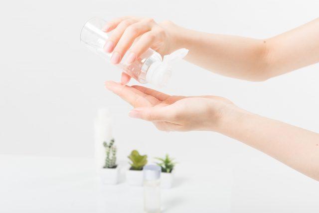 写真:化粧水