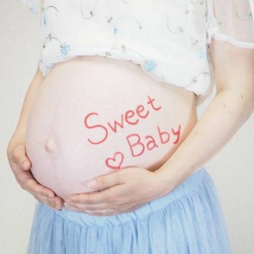写真:妊婦