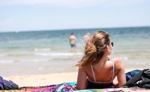 写真:ビーチ
