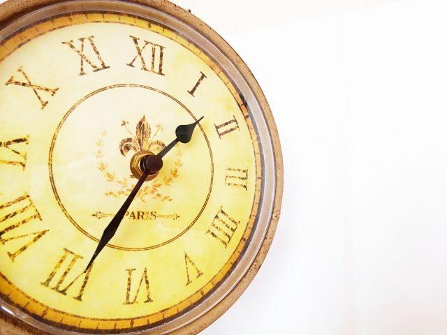 写真:時計