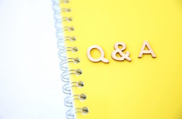 写真:Q&A
